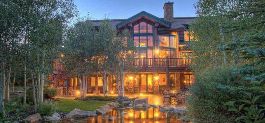 Steamboat Springs, CO home