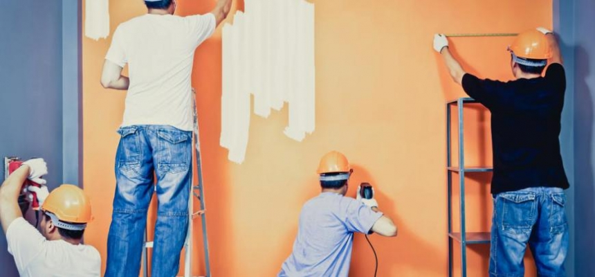 home renovation painters