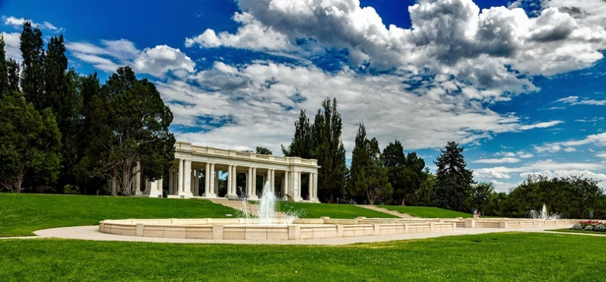 denver staycation cheesman park