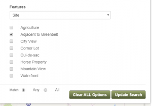 REcolorado features search adjacent to greenbelt