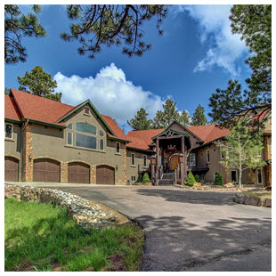 custom ranch home larkspur
