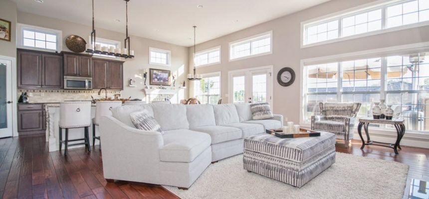 home design ideas open space living room