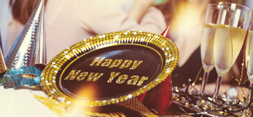 Happy New Year Resolution for Home