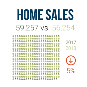 2018 Home Sales Denver Metro