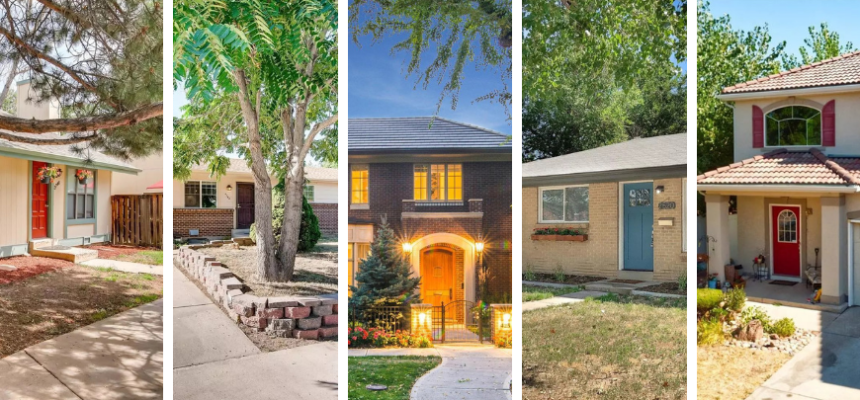 five most viewed homes for sale September