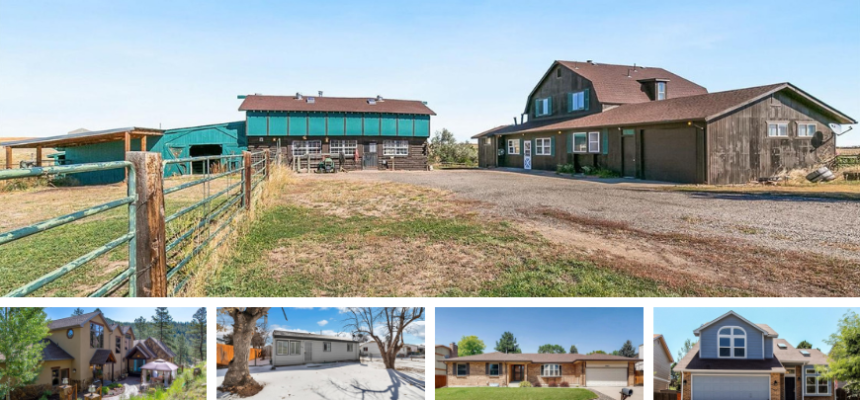 October 2019 most shared homes