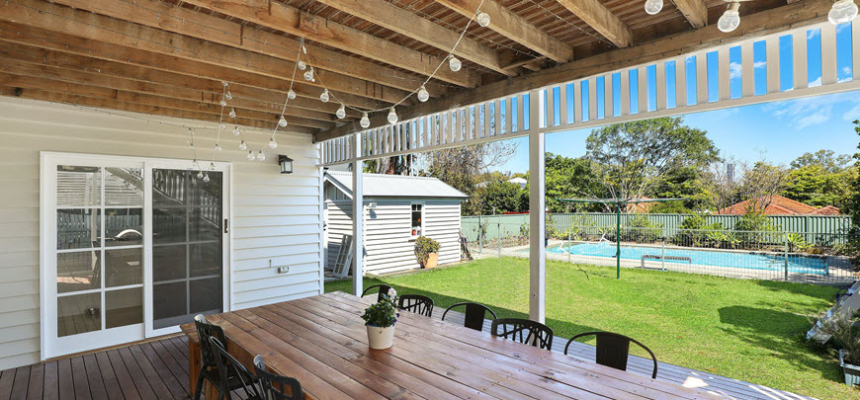 Deck Replacement Remodel Sell Update
