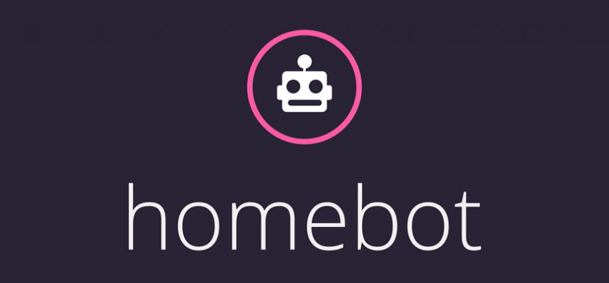 Homebot logo for home valuation