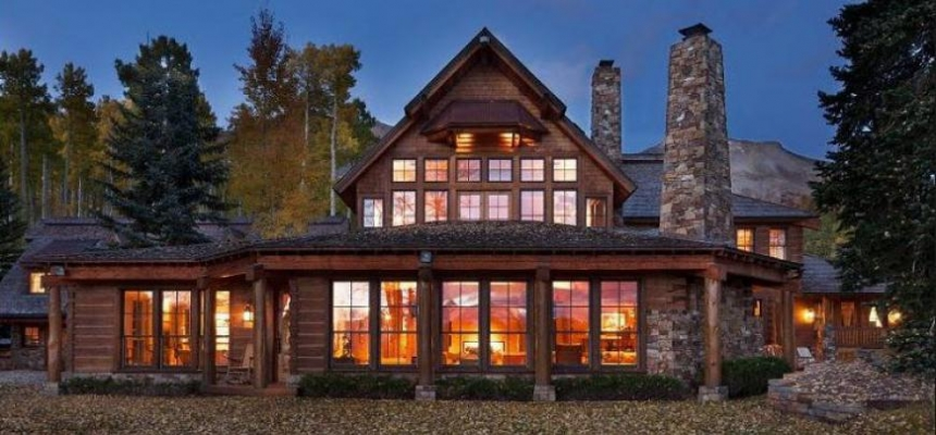 tom cruise Colorado home