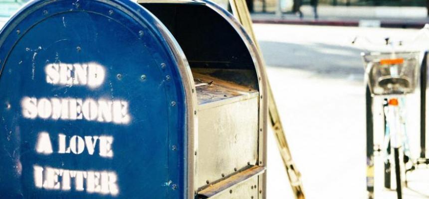 mailbox write offer letter