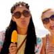 staycation denver women summer popsicle