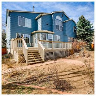 REcolorado 2017 favorite homes blue house