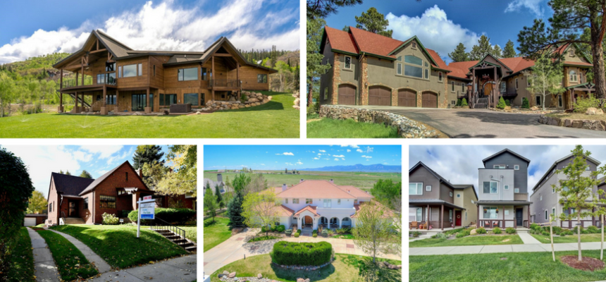 beautiful homes for sale colorado