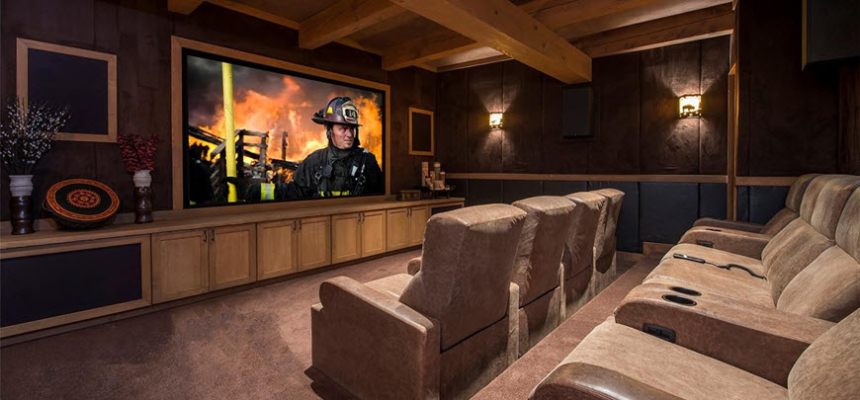 home theater ideas movie chairs