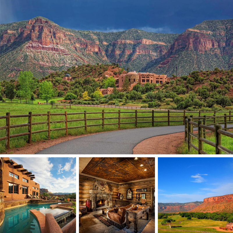 Gateway Colorado luxury home ranch for sale