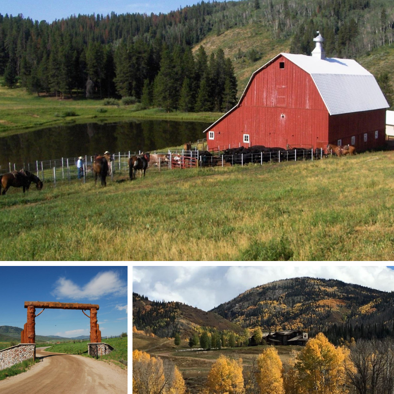 Steamboat Springs luxury home for sale colorado